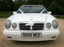 Mercedes Limousine for weddings in Southampton